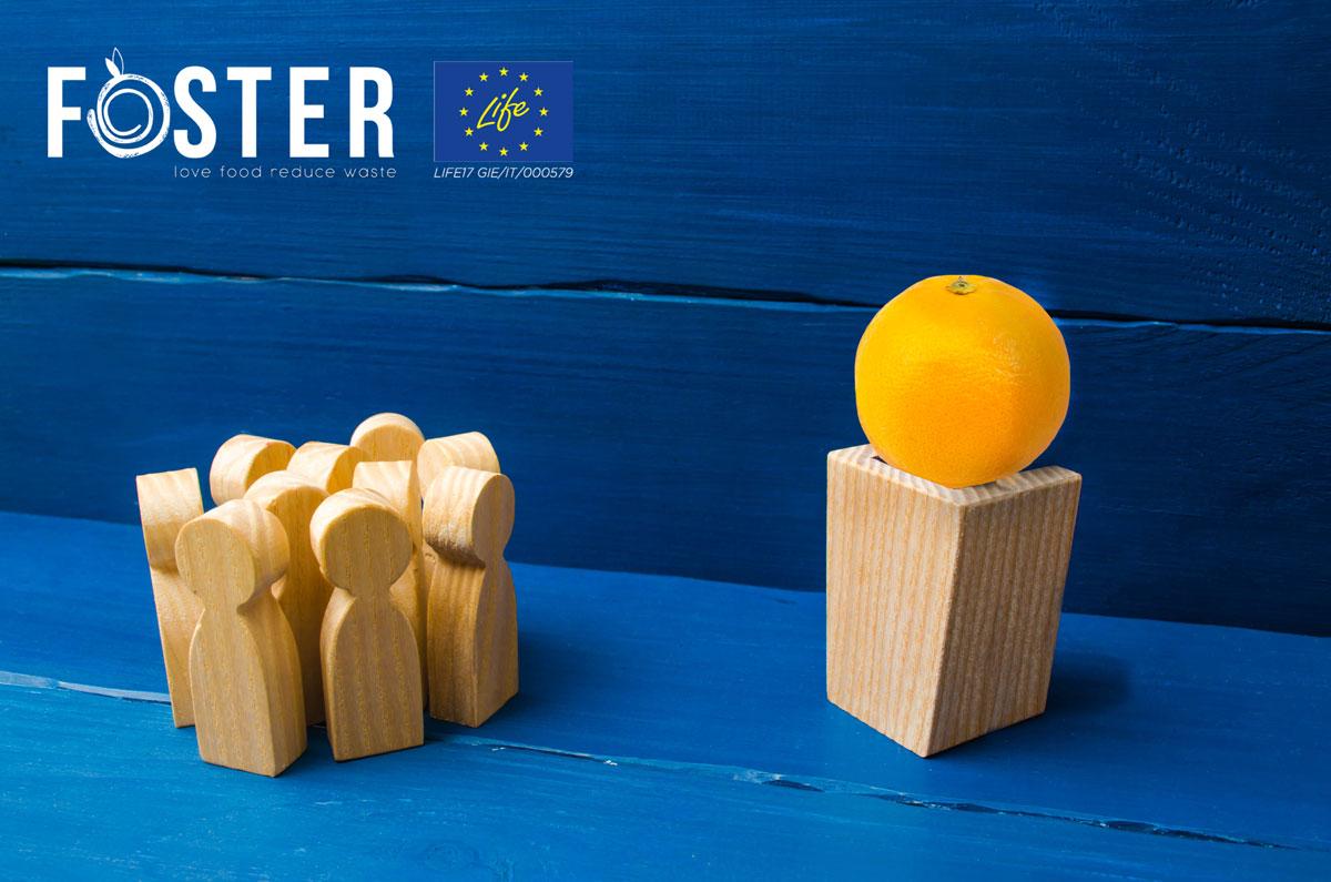 Foster, Life, European Commission, VET, FoodWaste, Training, Sustainability, Gastronomic, Food waste, restaurant industry, circular economy